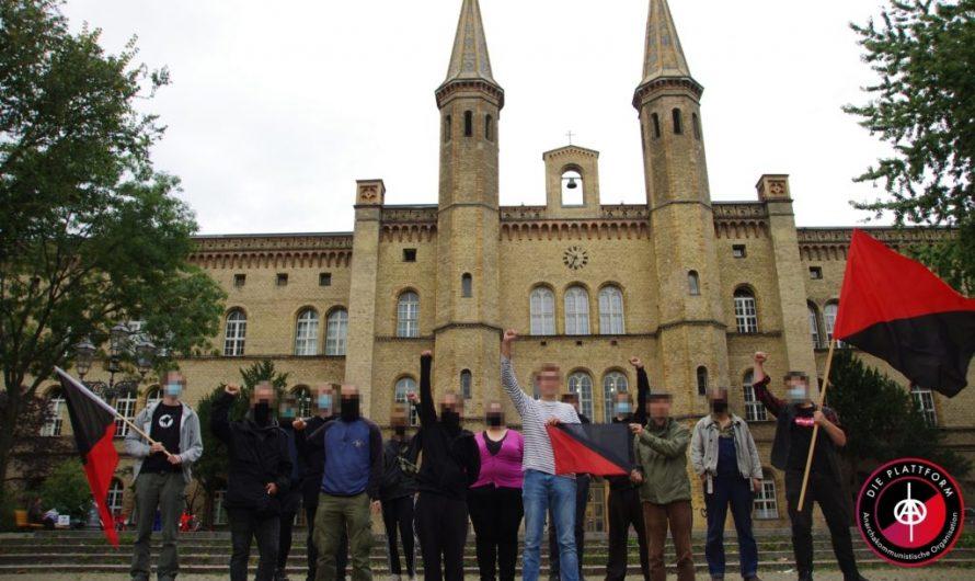 3. Kongress der anarchakommunistischen Plattform in Berlin