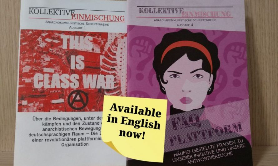 Two of our publications now available in English!