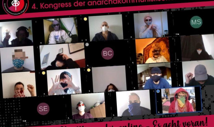 4. Kongress der anarchakommunistischen Plattform
